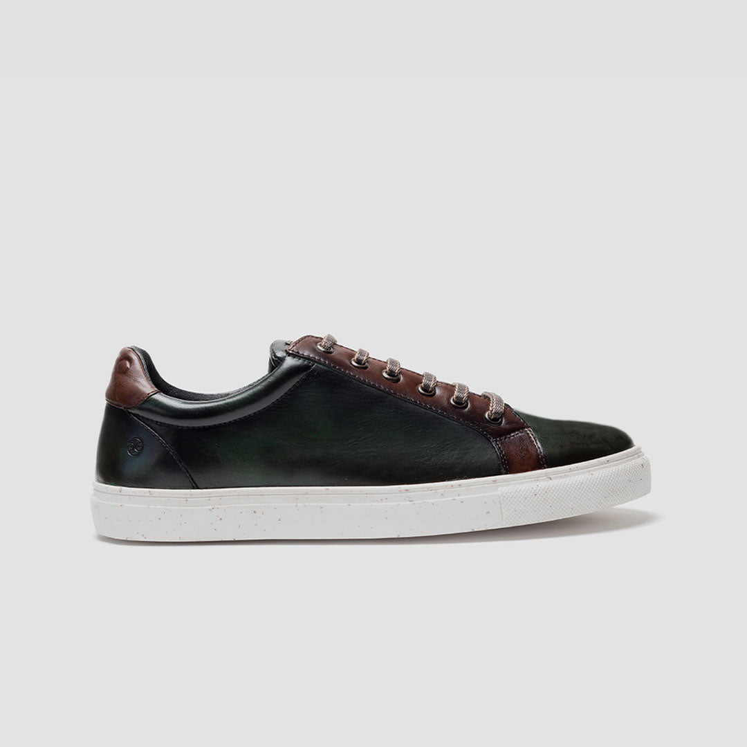 Tenis casual urban Eco-friendly | mod. 1800 Verde