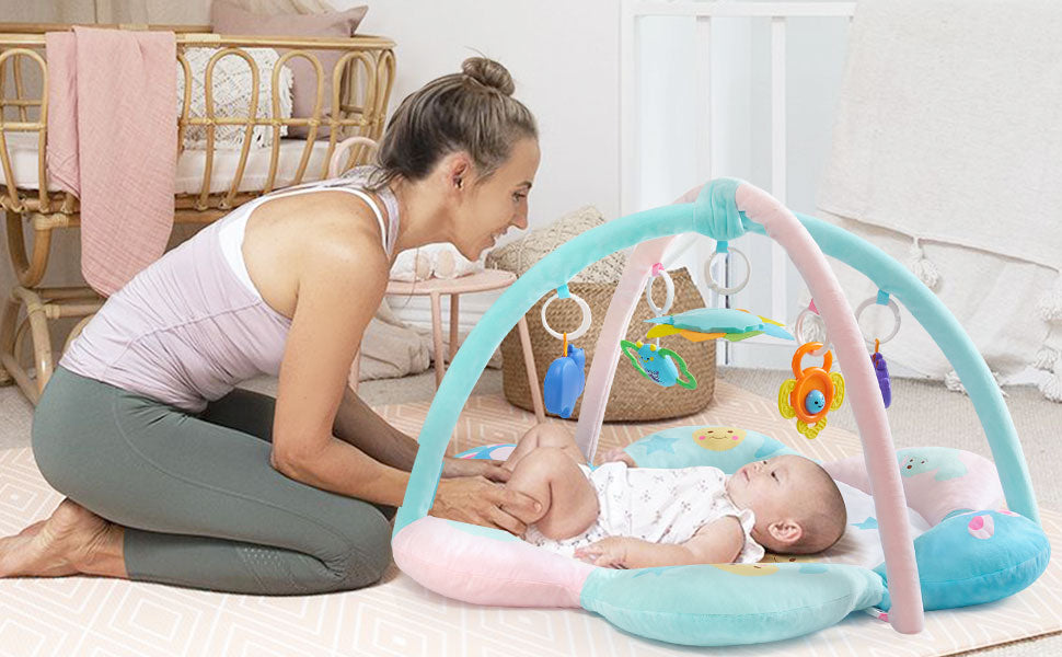 The Benefits of Playtime for Babies