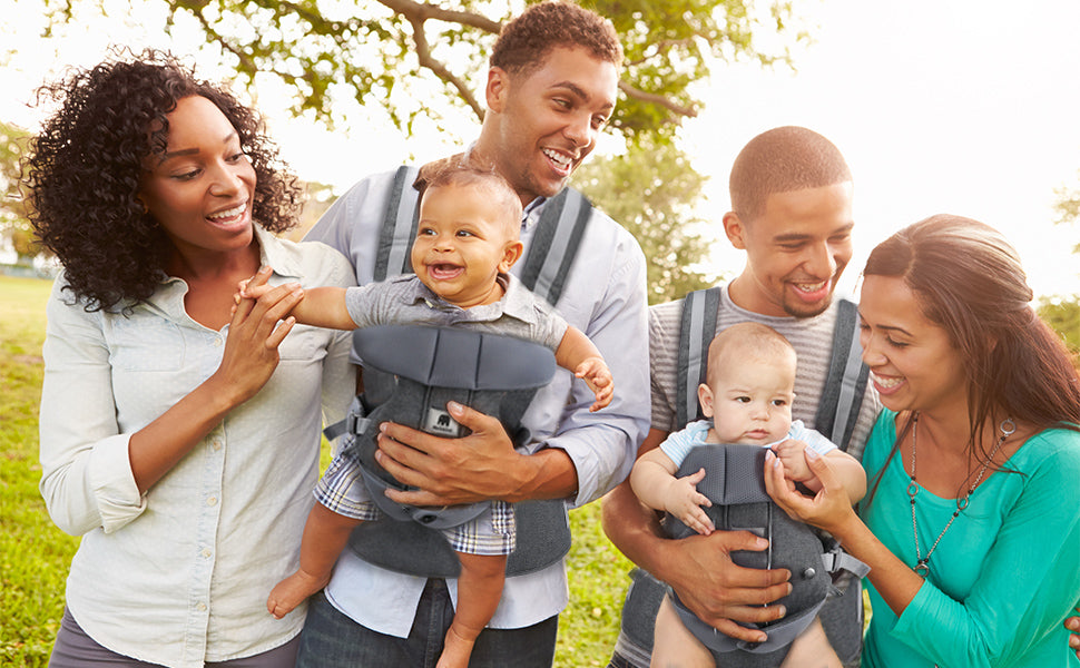 Do you need a baby carrier? What are the benefits of carrying a baby ?