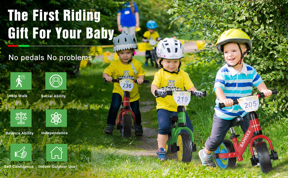 Get The Complete Learn-to-ride Balance Bike Guide