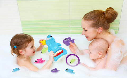 bathtub toy