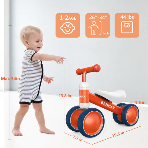 baby bike | height | Product specifications