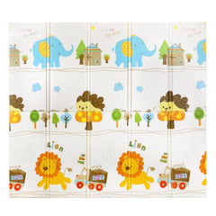 Baby Lion Elephant Game Playmat
