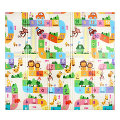 Baby Maze Lion Monkey Game Mat