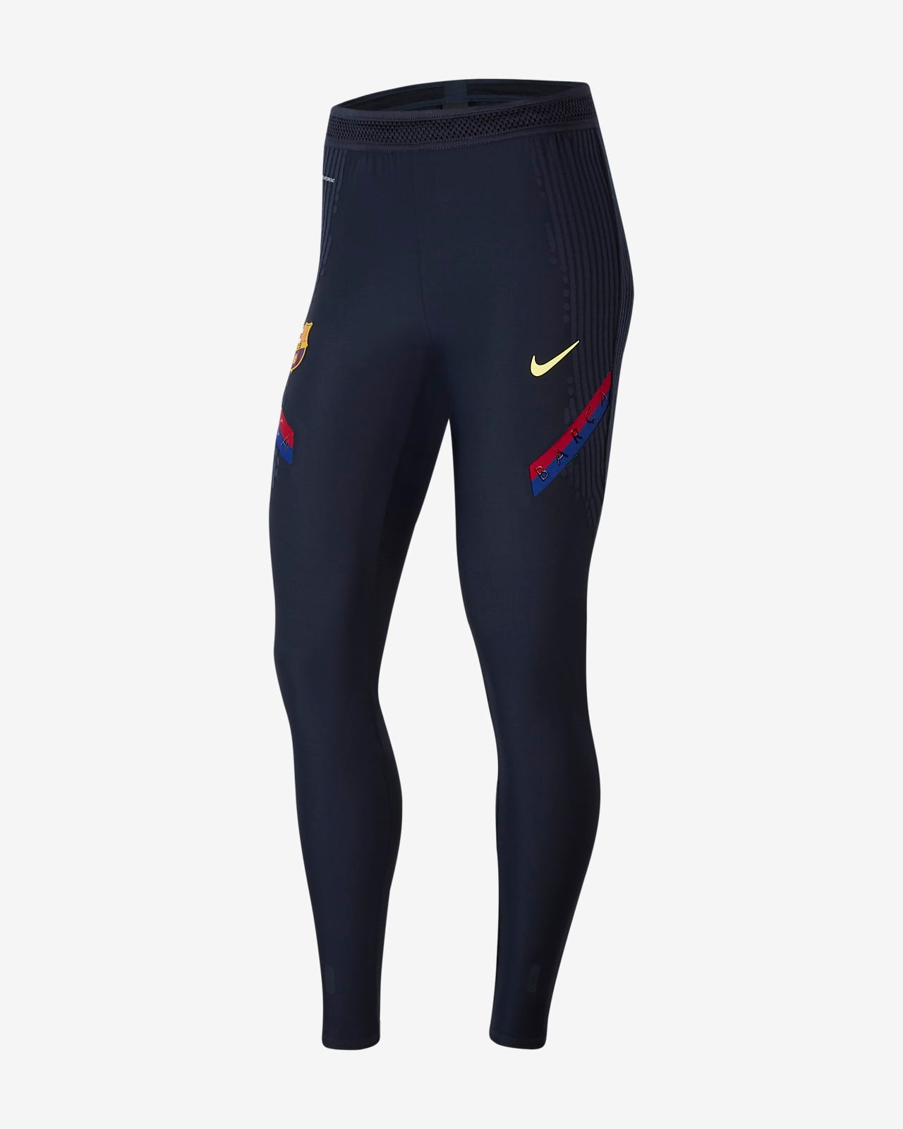 Women's Nike Vaporknit Barcelona Strike Pants.    Size Medium     CU7281-475