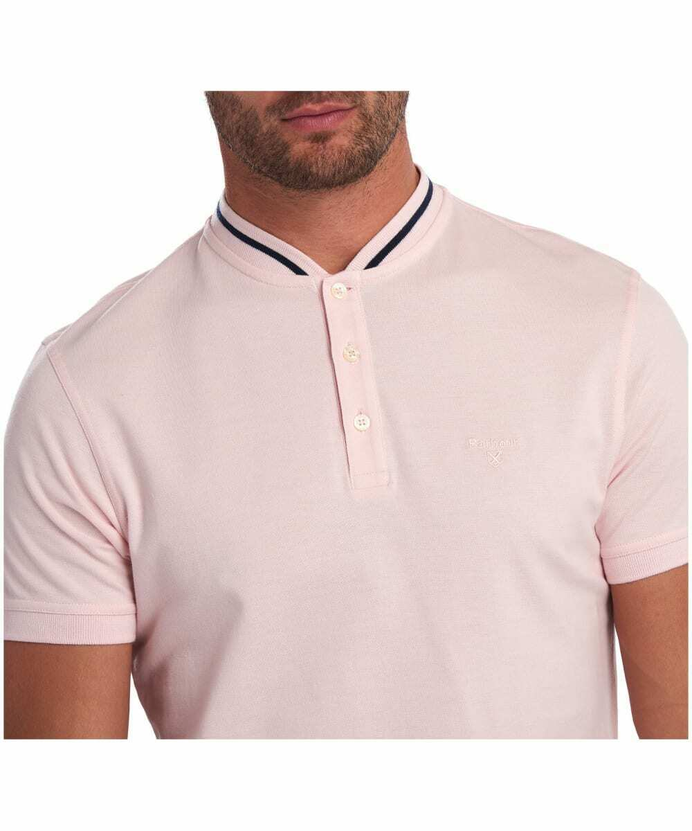 Men's Barbour Galloch Sports Collar Polo    MM1070PI32