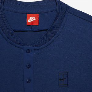 Mens Nike Court Polo Top.  Size Large 810147-423