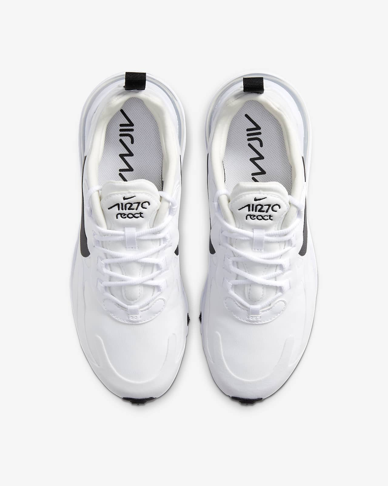 Women's Nike Air Max 270 React Shoes.    UK6 US8.5 EUR40  CI3899-101