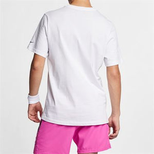 Mens Nike Court Crew Shirt  AO1140-100