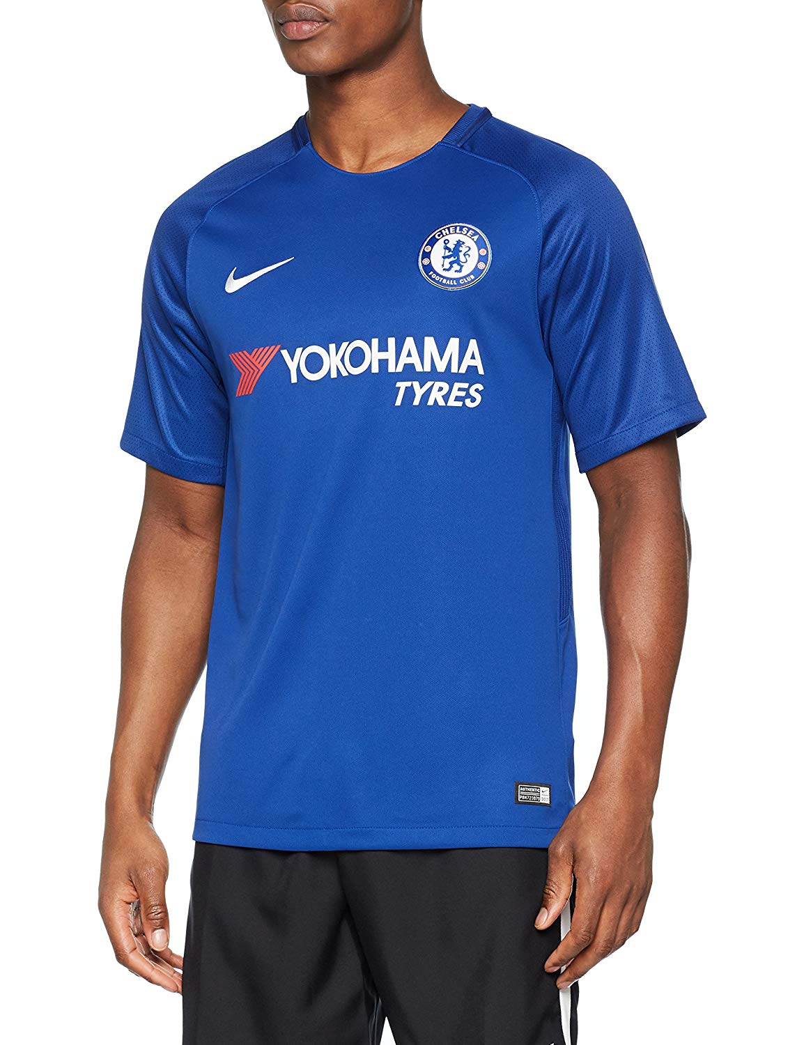 Mens Nike Chelsea Home Shirt       905513-496*
