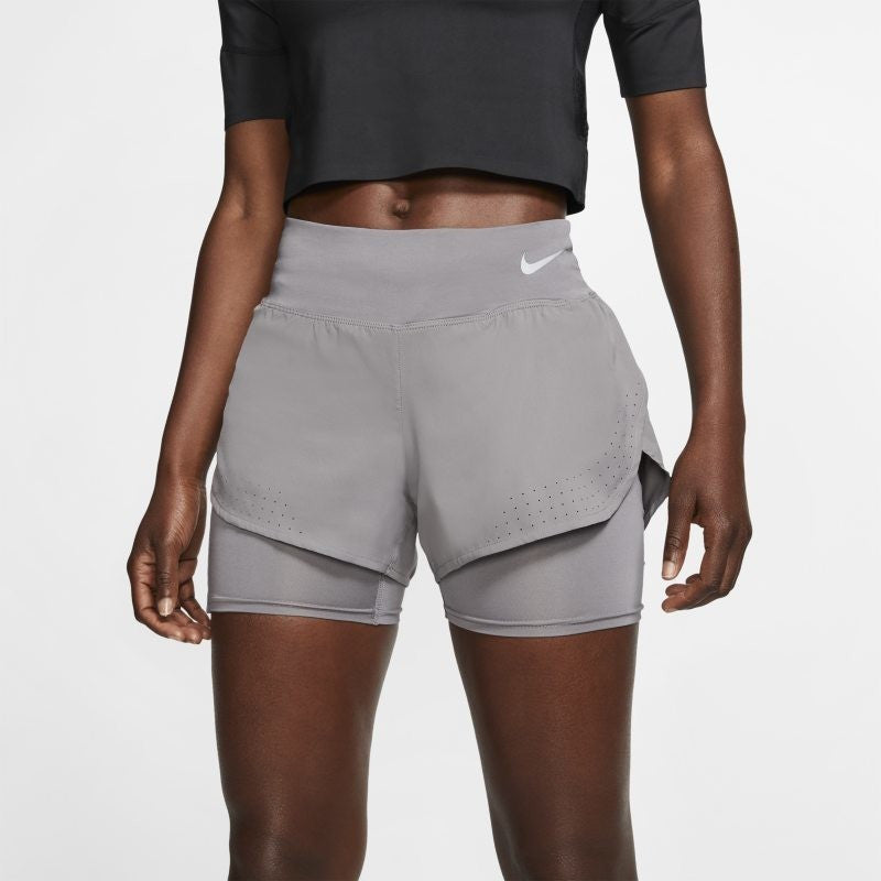 "Women's Nike Flex Eclipse 2 in 1 Running Shorts 3""  Size XL AQ5420-056"