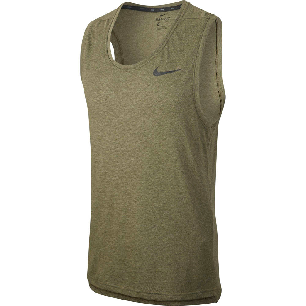 Mens Nike Breathe Training Tank  Medium  AJ7985-325