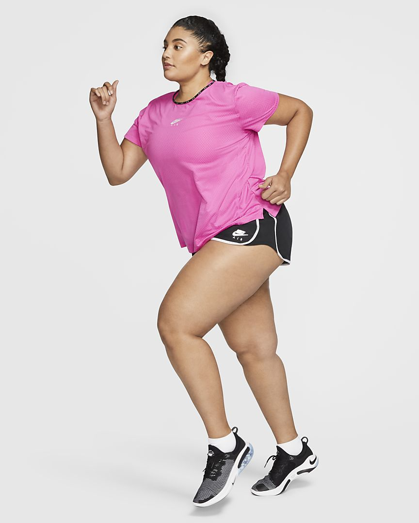 NIKE AIR Women's Running Top Plus Size  CT0816-601