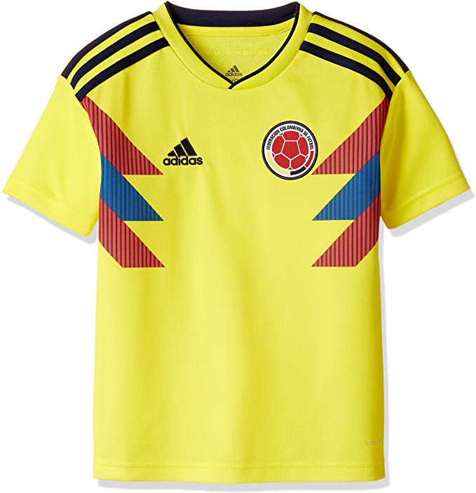 Adidas Youth 2018-19 Columbia Home Shirt