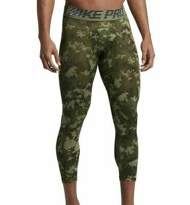Men's Nike Pro Hypercool 3/4 Training Tights       932418-385