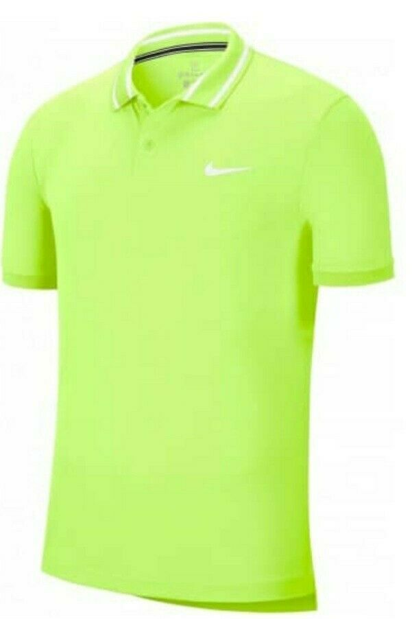 Youth Nike Dry Tennis Polo Shirt        Large 12-13 years        BQ8792-358