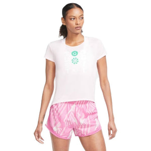 Women's Nike Icon Clash Running Top       CU3040-663       Size: Small