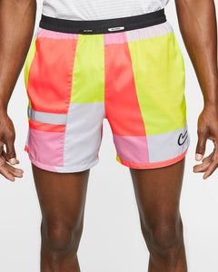 Men's Nike Stride Wild Running Shorts.    CJ5829-644