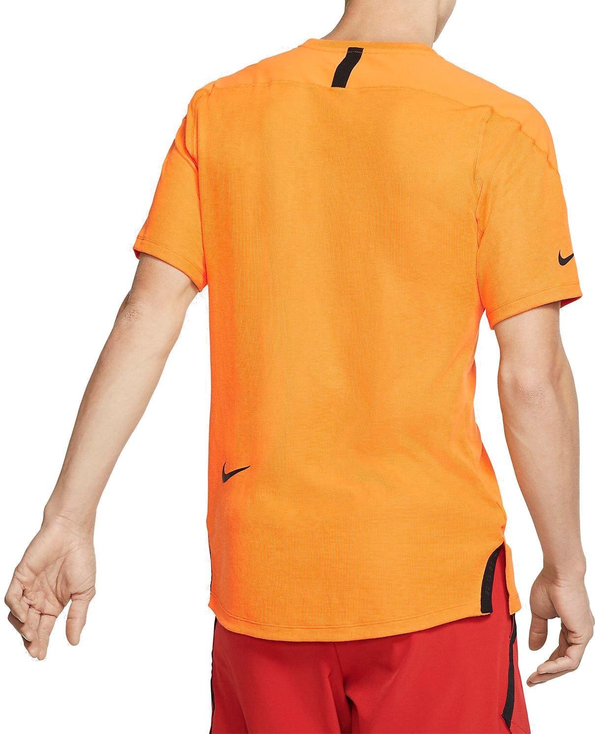 Mens NIKE Tech Pack S/S Top Size Medium  CI8818-886
