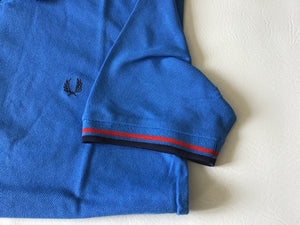 Mens Fred Perry Twin Tipped Polo Shirt      M3600-919     Slim Fit