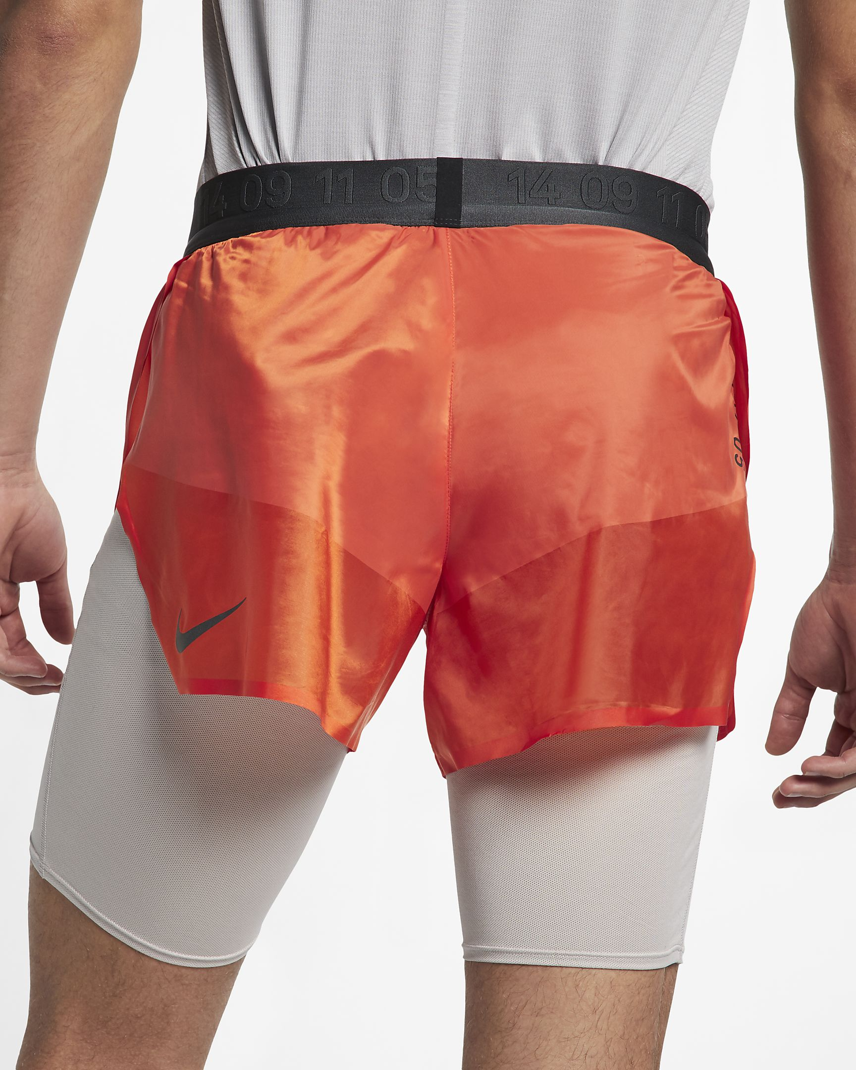 Men's Nike Tech Pack 2 in 1 Running Shorts.   AQ6442