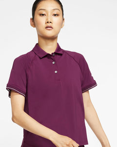 Women's Nike Court Polo Shirt.   . Size Small.      BV1057-609