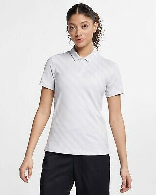 Women's Nike Golf Polo Shirt.      AJ5337-100