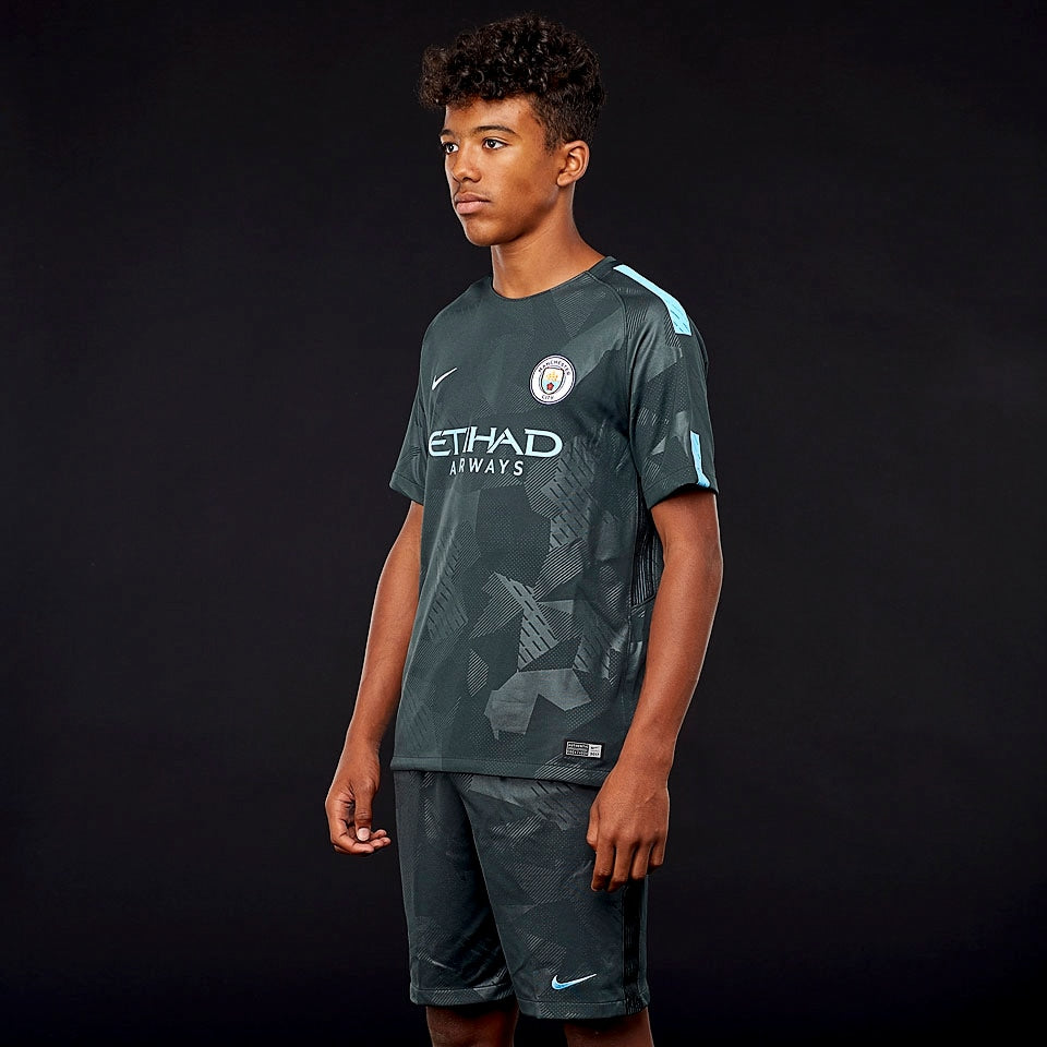 Nike Youth Manchester City 3rd Shirt.  12-13years.   847401-333
