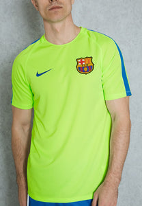 Men's Nike Dry FC Barcelona Squad Training Shirt  808924-369