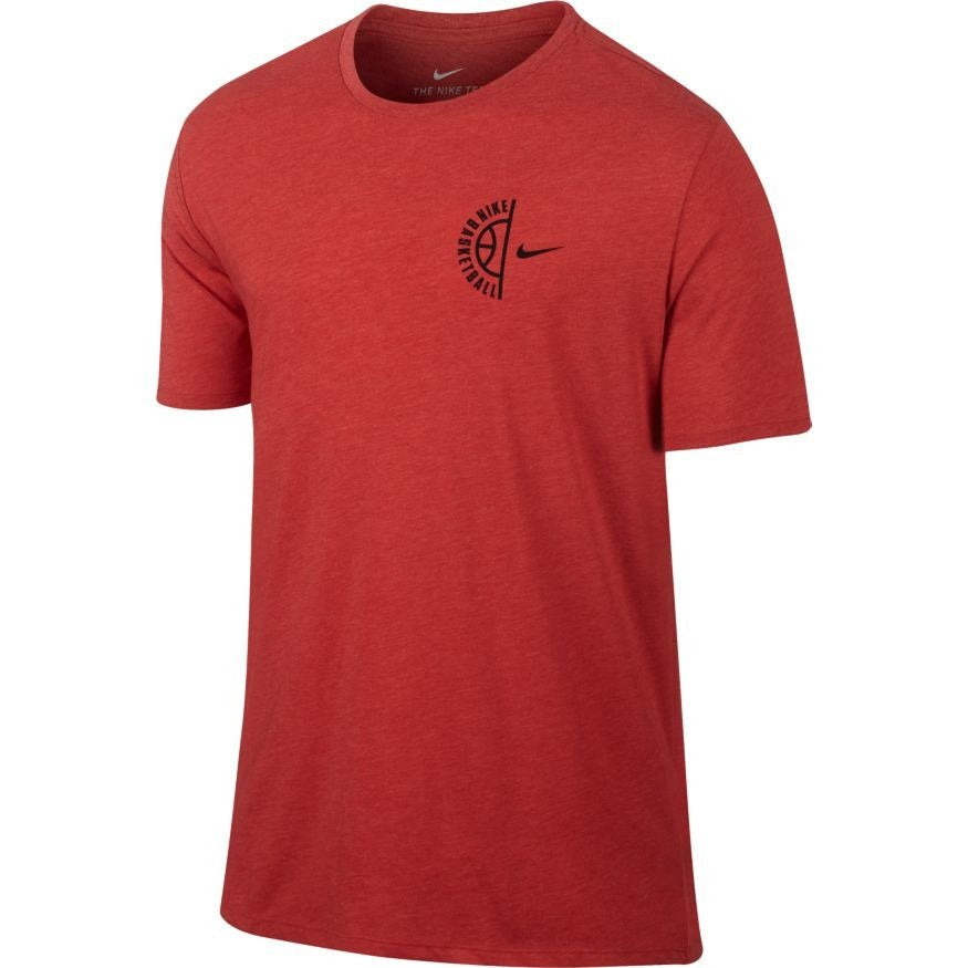 Mens NIKE DRY Basketball Crew T Shirt  899433-672