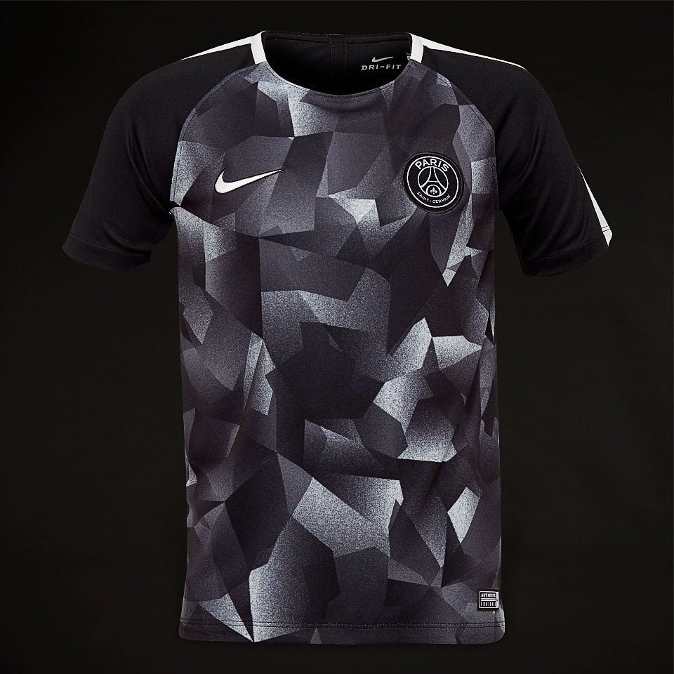 Nike Youth Paris Training Shirt.      897017-015