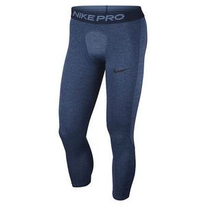 Men's Nike Pro 3/4 Tights.          BV5643-451