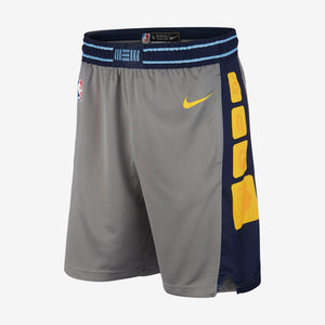 Men's Nike Memphis Grizzlies City Edition Swingman Shorts.  912117-039