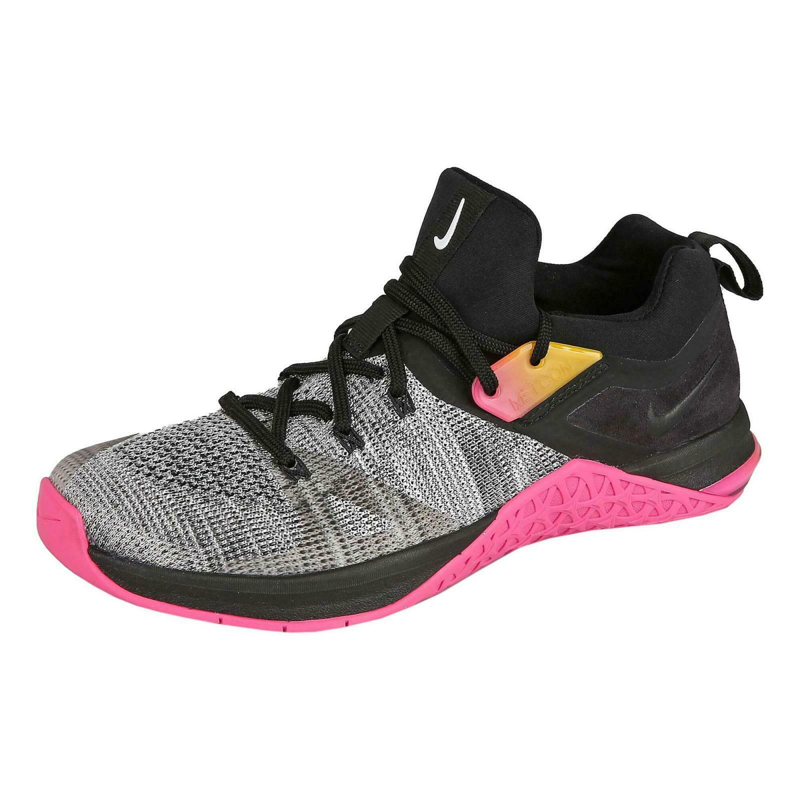 Women's Nike Metcon Flyknit 3 Shoes.    UK11.5 US14 EUR47.    AR5623-002.