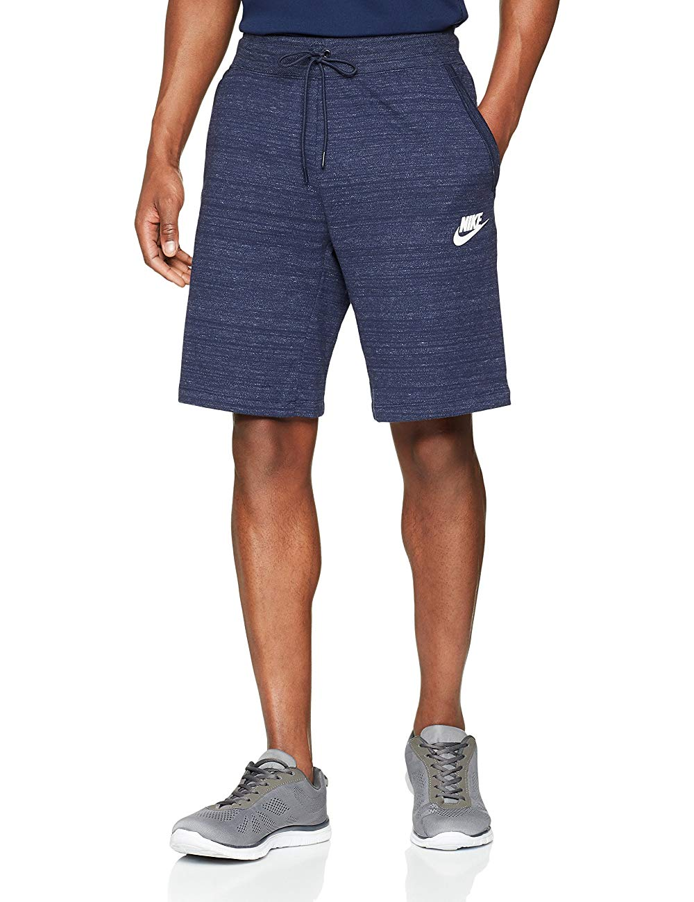 Mens Nike AV15 Knit Shorts          885925-451