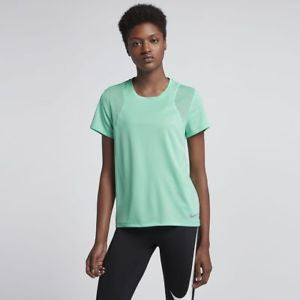 Women's Nike Running Breathe Top.      890353-349