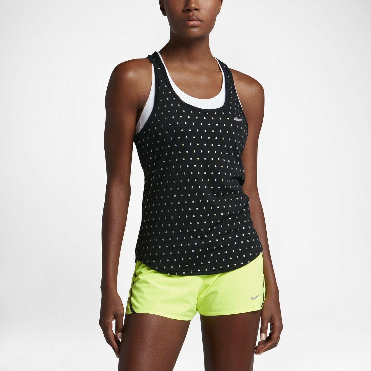 Women's Nike Rain Drop Tank.   804722-010  Size: Small