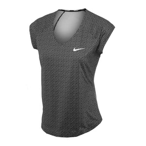 Women's Nike Court Pure Tennis Top.        830418-010