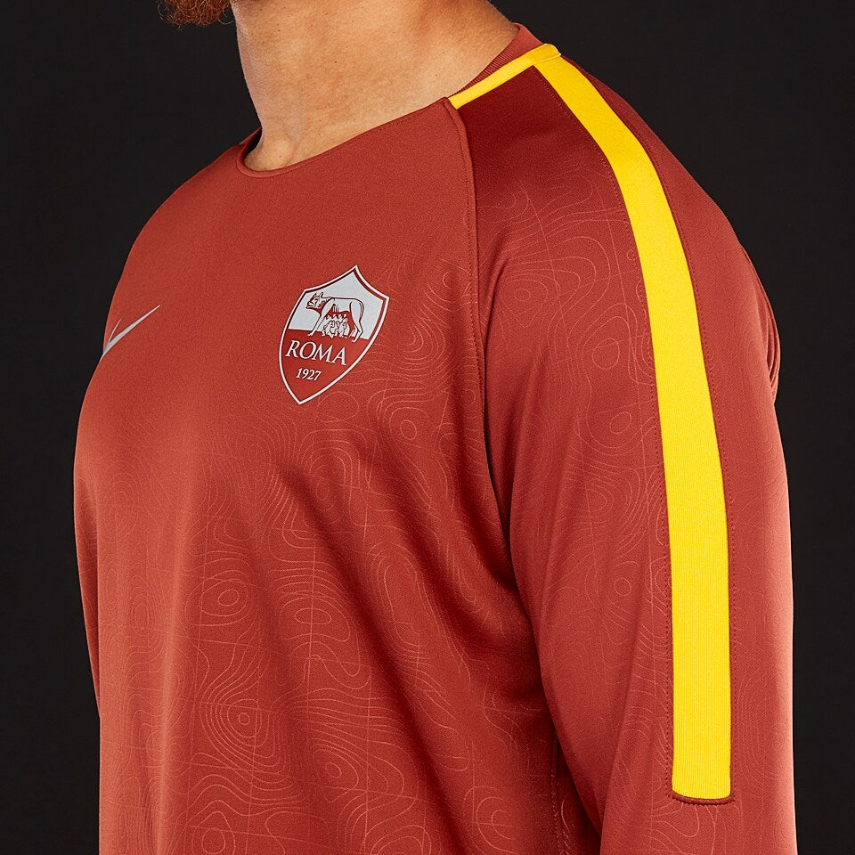 Item: Men's Nike Roma Dry Squad 18/19 Shirt 919923-693