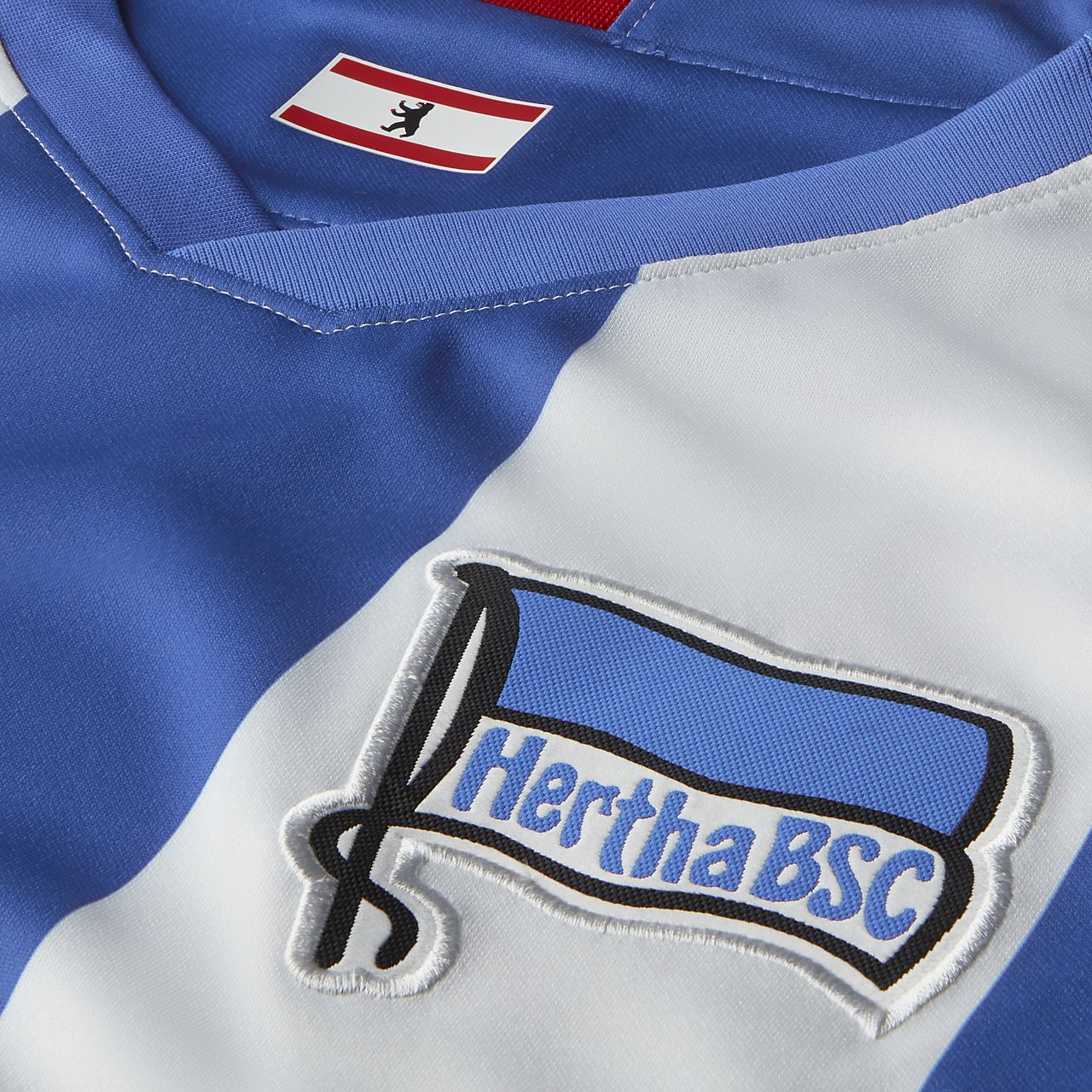 Men's Nike Breathe Hertha Berlin Home Shirt 2019/20       AJ5539-101
