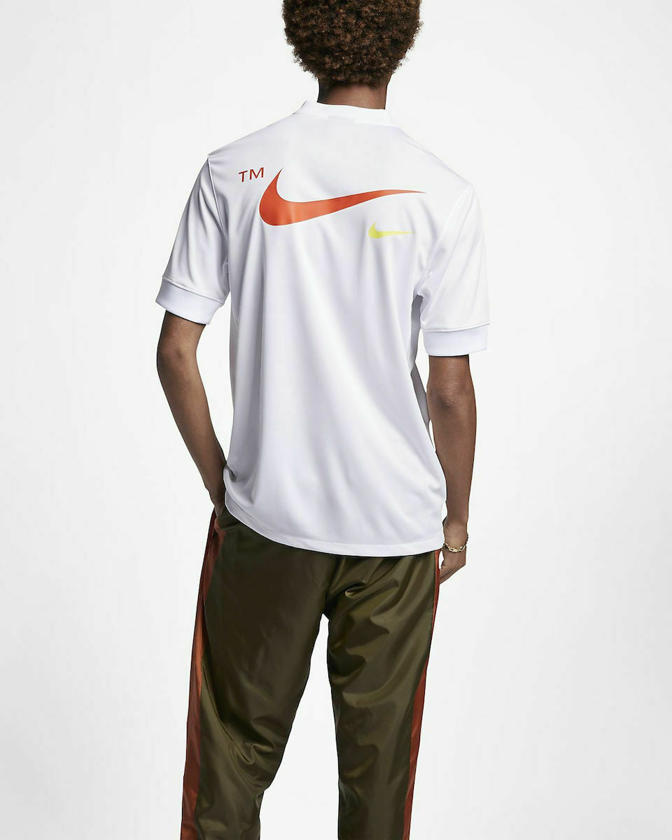 Mens Nike Sportswear Blade Collar Shirt     CD7040-100     Size: Medium