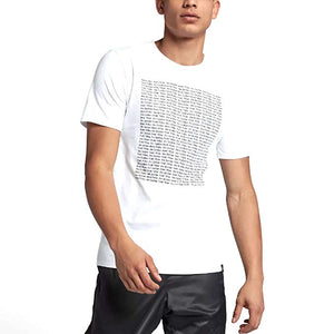 Mens Nike Air Jordan Shirt         907971-100
