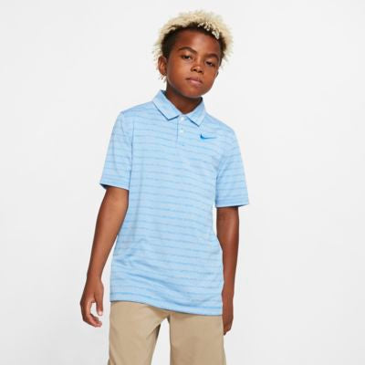 Boys Nike Dry Golf Polo Shirt       BQ4732-406