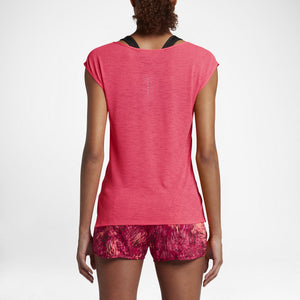 Women's Nike Breathe Running Top.     831784-617