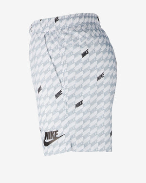 Mens Nike Sportswear All Over Pattern Shorts    CI5313-100