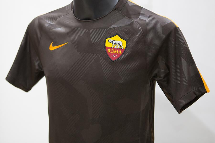 Mens Nike AS Roma 17/18 Stadium 3rd Shirt    847282-220