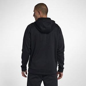 Men's Nike Therma Hooded Training Top.          931996-010