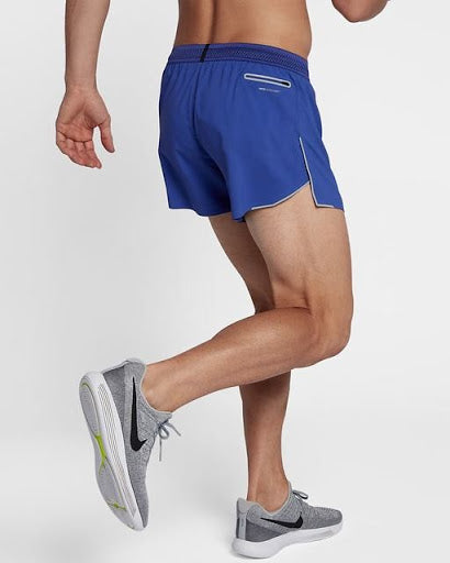 "Men's Nike Running Aeroswift 4""Shorts. Fly Vent.   XL.     834145-510"