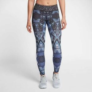 Womens NIKE POWER Epic Lux 7/8 Running Tights 874745