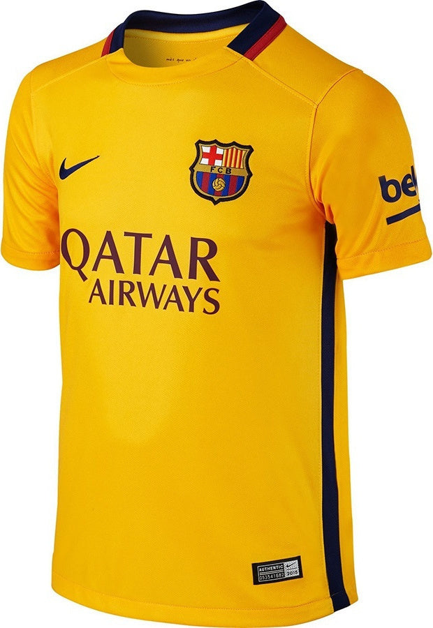Nike Youth Barcelona 15/16 Shirt.      12/13 yrs.     659028-740